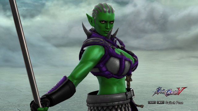 Orc (Female) Screenshot 2