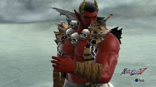 Red Oni (Male) Screenshot 2