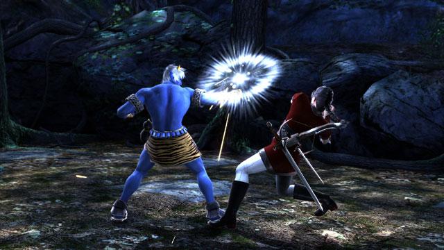 Blue Oni (Male) Screenshot 3