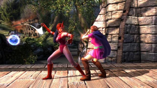 Mara the Enchantress Screenshot 3