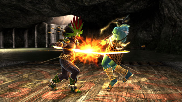 Quetzalcoatl Screenshot 3