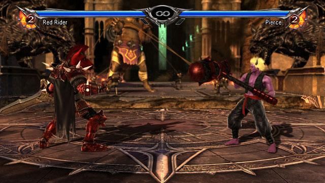Red Rider Screenshot 3