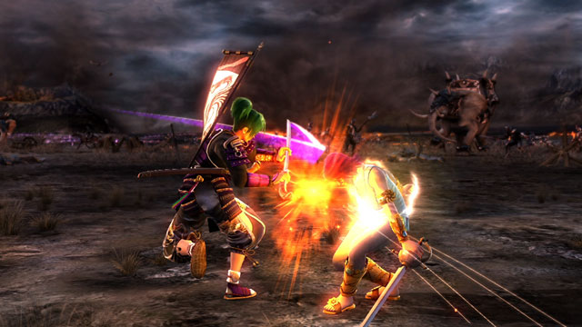 Setsuna Troop Screenshot 3