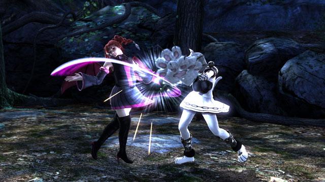 Teto Kasane Screenshot 3