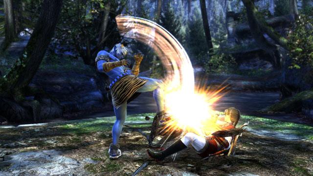 Blue Oni (Male) Screenshot 4