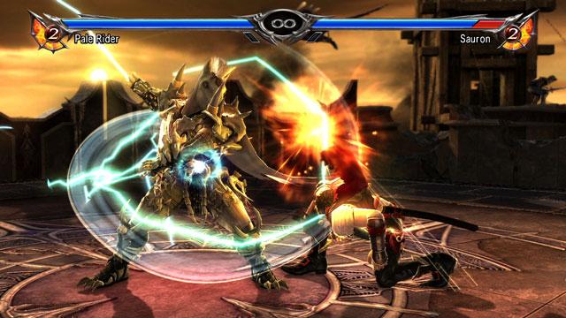 Pale Rider Screenshot 4