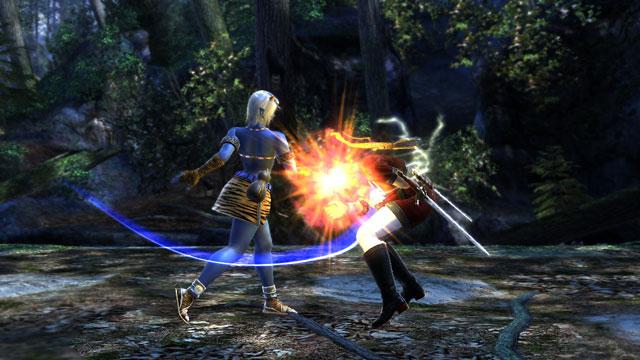 Blue Oni (Female) Screenshot 5