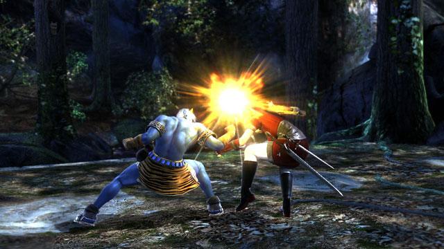 Blue Oni (Male) Screenshot 5