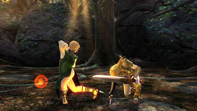High Elf (Female) Screenshot 5
