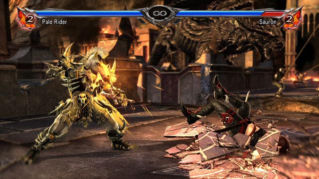 Pale Rider Screenshot 5