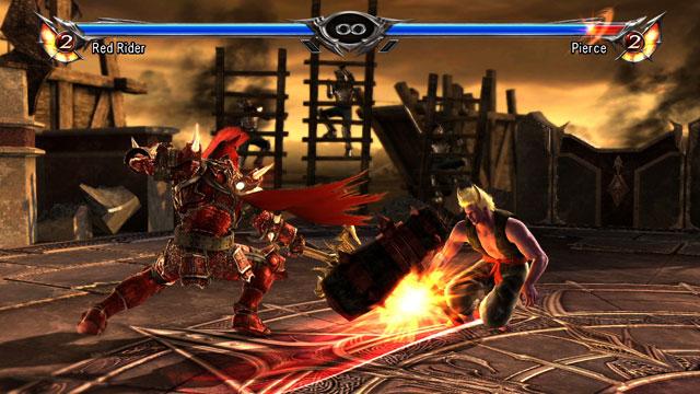 Red Rider Screenshot 5