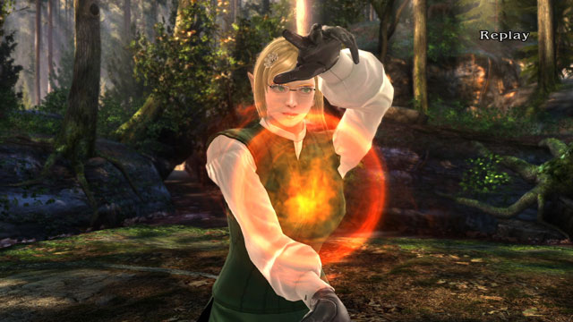 High Elf (Female) Screenshot 6