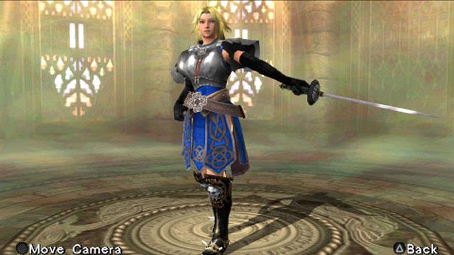 Charlotte Christine de Colde Screenshot 1