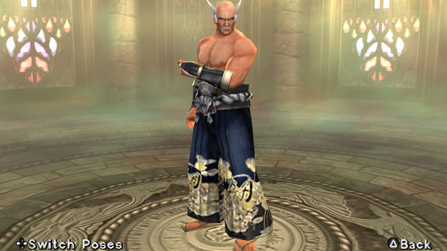 Heihachi Mishima Screenshot 1