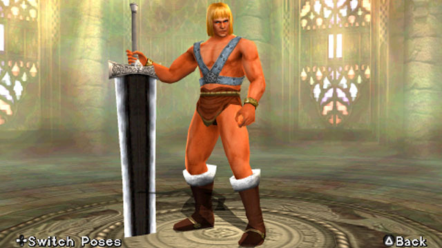 He-Man Screenshot 1