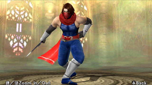 Strider Hiryu Screenshot 1
