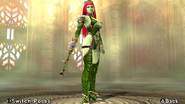 Poison Ivy Screenshot 1