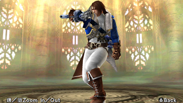 Richter Belmont Screenshot 1