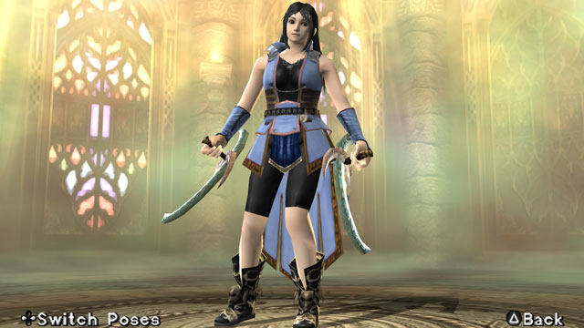 Rinoa Heartilly Screenshot 1