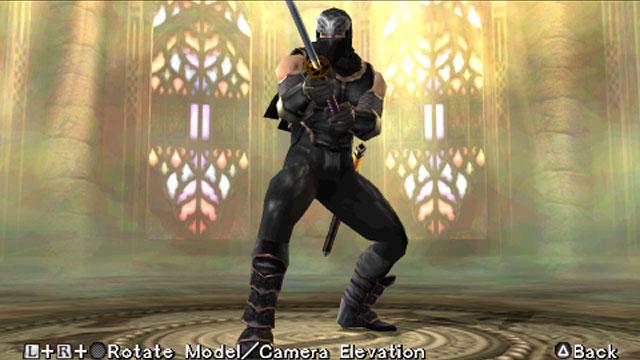 Ryu Hayabusa Screenshot 1