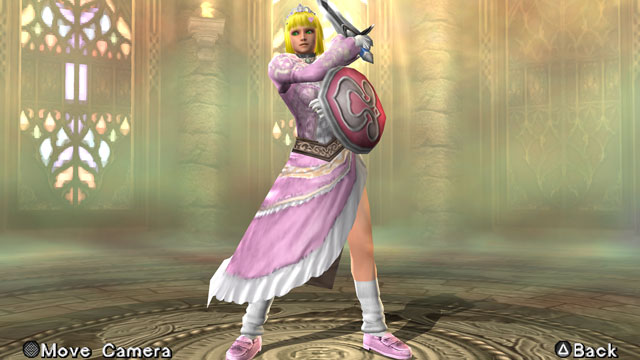 Queen Yukino Bravada