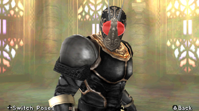 Kamen Rider Black Screenshot 2
