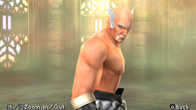 Heihachi Mishima Screenshot 2