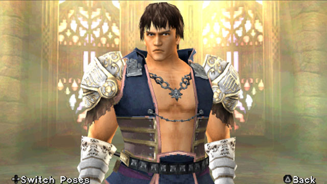 Kenshiro Screenshot 2