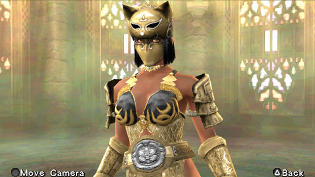 Nefertiti Screenshot 2