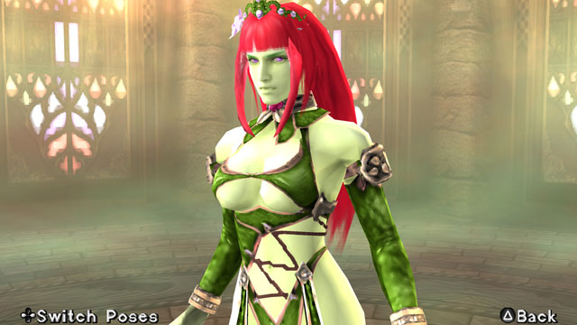 Poison Ivy Screenshot 2