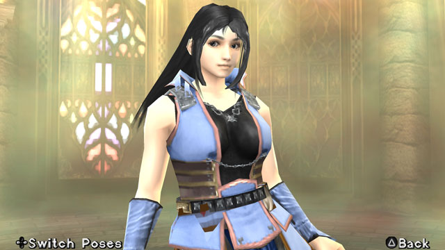 Rinoa Heartilly Screenshot 2