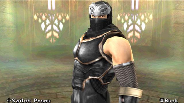 Ryu Hayabusa Screenshot 2