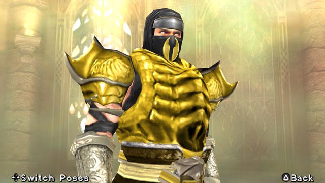 Scorpion Screenshot 2