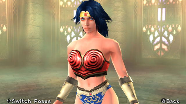 Wonder Woman Screenshot 2