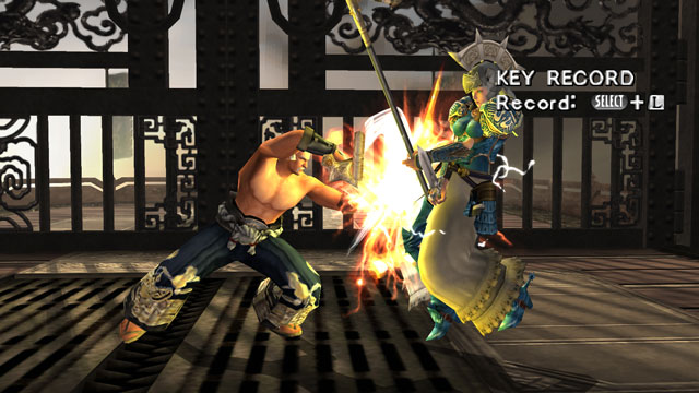 Heihachi Mishima Screenshot 3