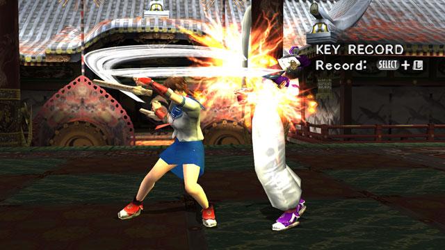 Sakura Kasugano Screenshot 3