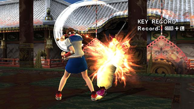 Sakura Kasugano Screenshot 4