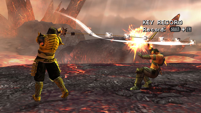 Scorpion Screenshot 4