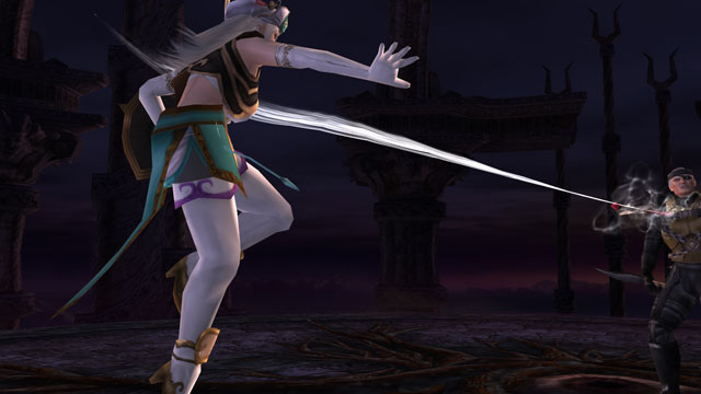 Nuwa (Warriors Orochi 2) Screenshot 5