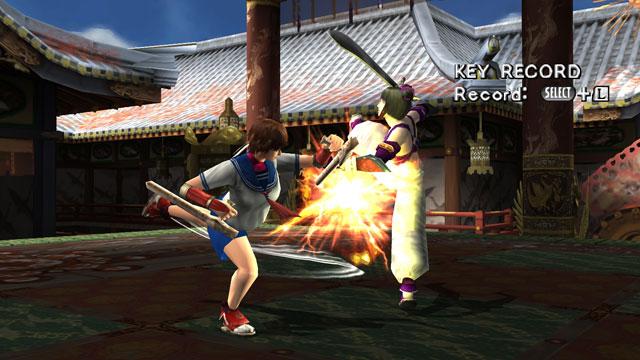 Sakura Kasugano Screenshot 5