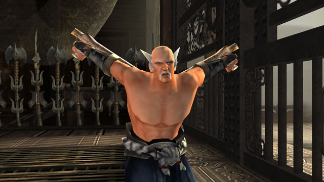 Heihachi Mishima Screenshot 6