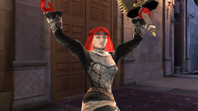 Janetsa Darkness
