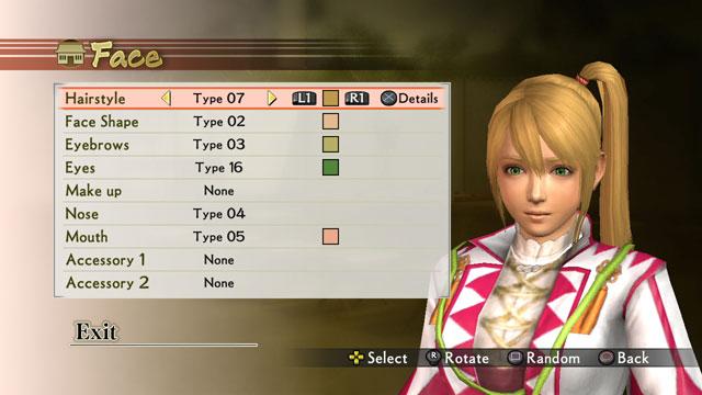 Yukino Bravada Screenshot 2