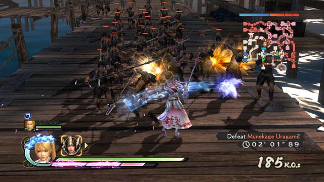 Yukino Bravada Screenshot 4