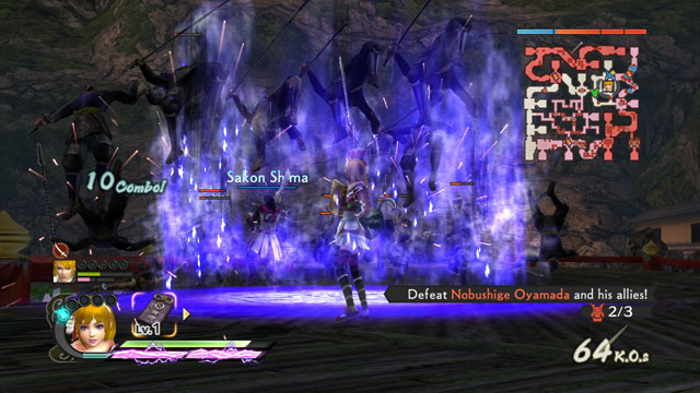 Blanche d'Auvergne Screenshot 5