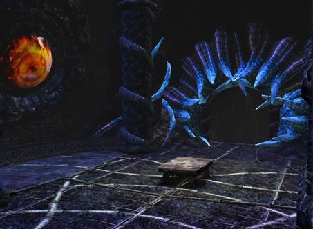 Orochi's Castle.