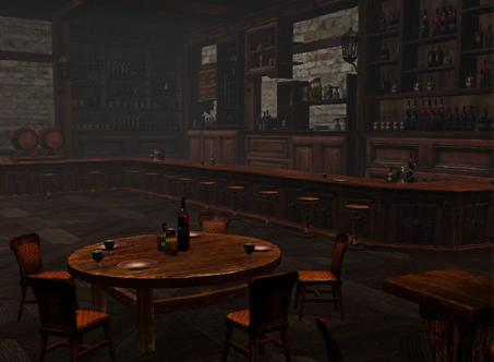 Western Tavern.