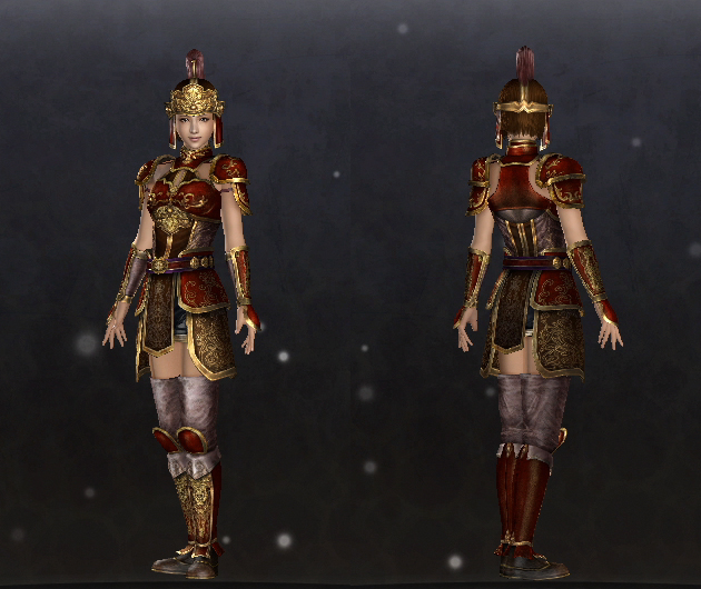 Heavy Armor set