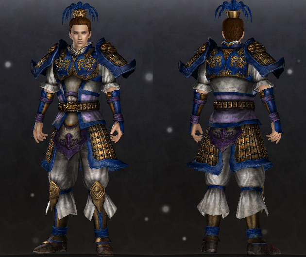 Peacock Officer set