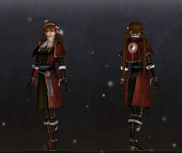 Sorceress set